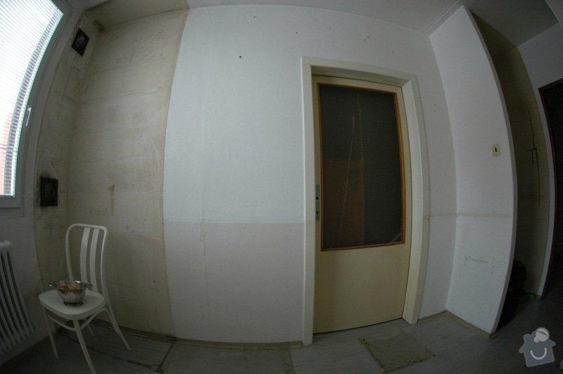 Rekonstrukce kuchyně a chodby (panelový dům, 2005): DSC_6002