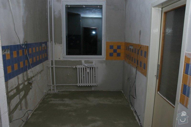 Rekonstrukce kuchyně a chodby (panelový dům, 2005): DSC_6040