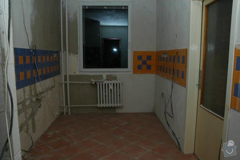 Rekonstrukce kuchyně a chodby (panelový dům, 2005): DSC_6052