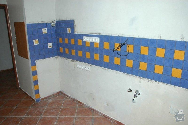 Rekonstrukce kuchyně a chodby (panelový dům, 2005): DSC_6059