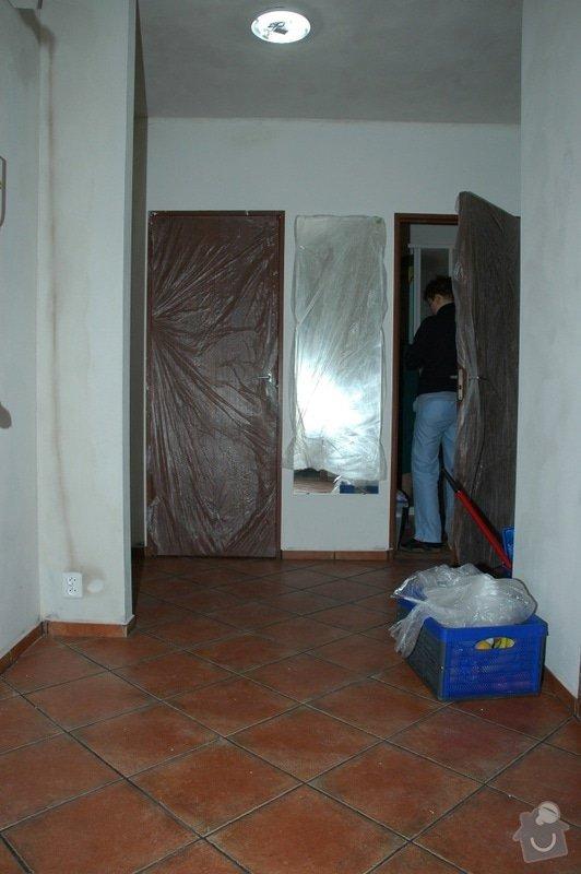 Rekonstrukce kuchyně a chodby (panelový dům, 2005): DSC_6061