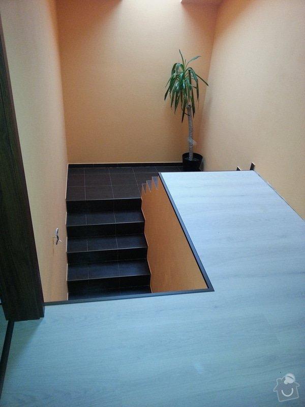 Skleněné zábradlí na schodiště: 20130916_162433