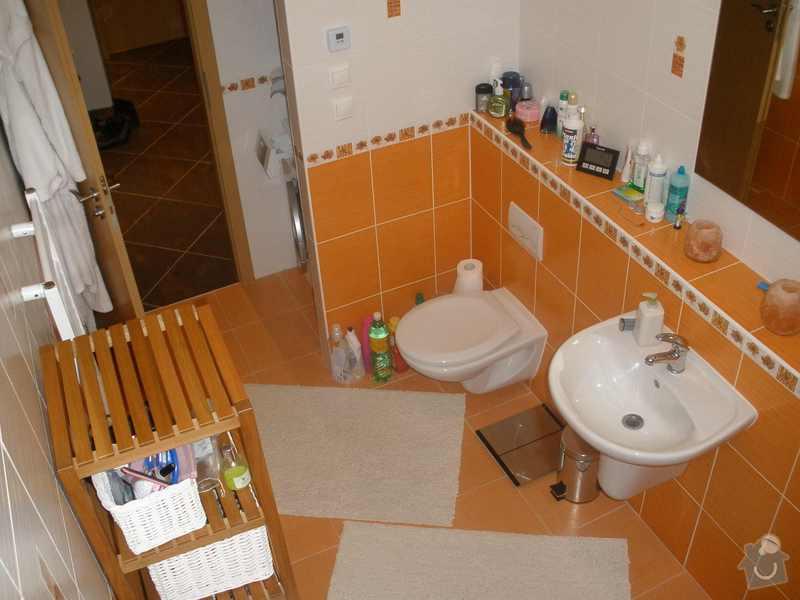 Oprava závěsného záchodu: 10