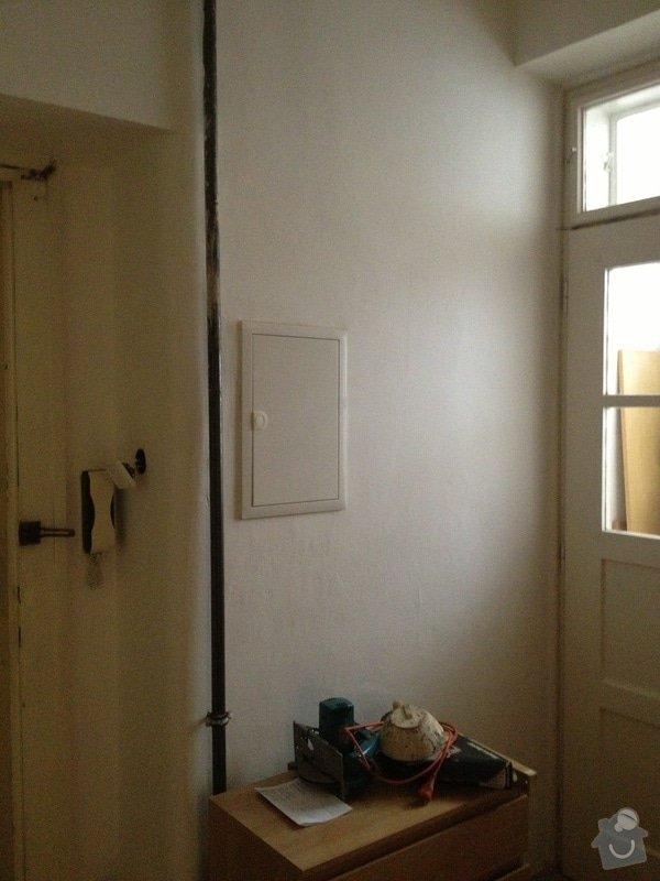 Rekonstrukce koupelny a toalety v bytě 2+1: IMG_2035