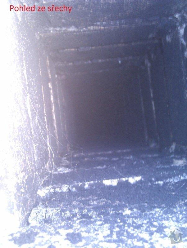 Vyvložkování komínu : obr.6