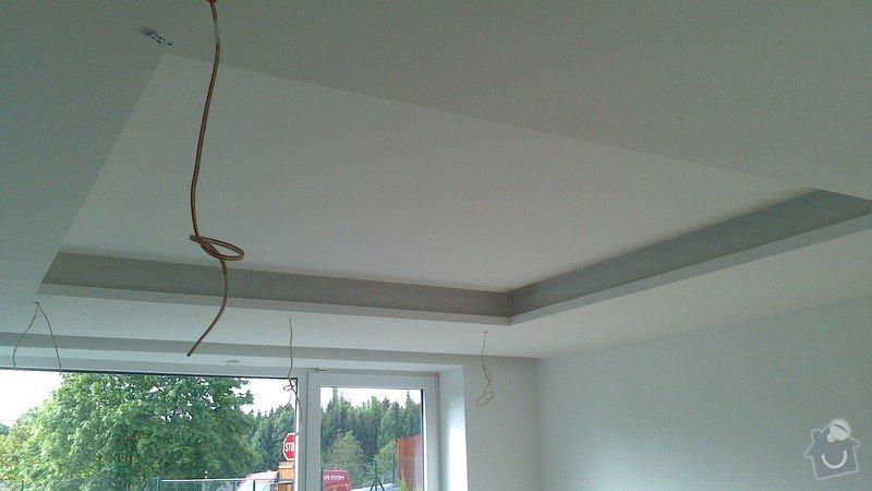 Realizace sádrokartonových stropů: DSC_02