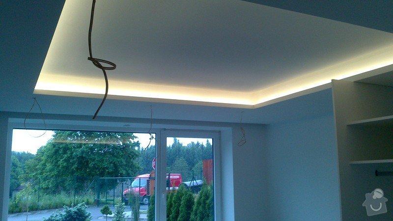 Realizace sádrokartonových stropů: DSC_03