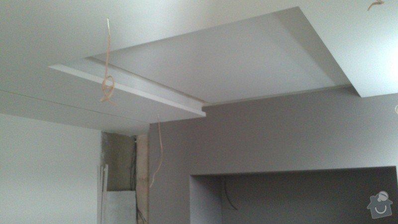 Realizace sádrokartonových stropů: DSC_0122