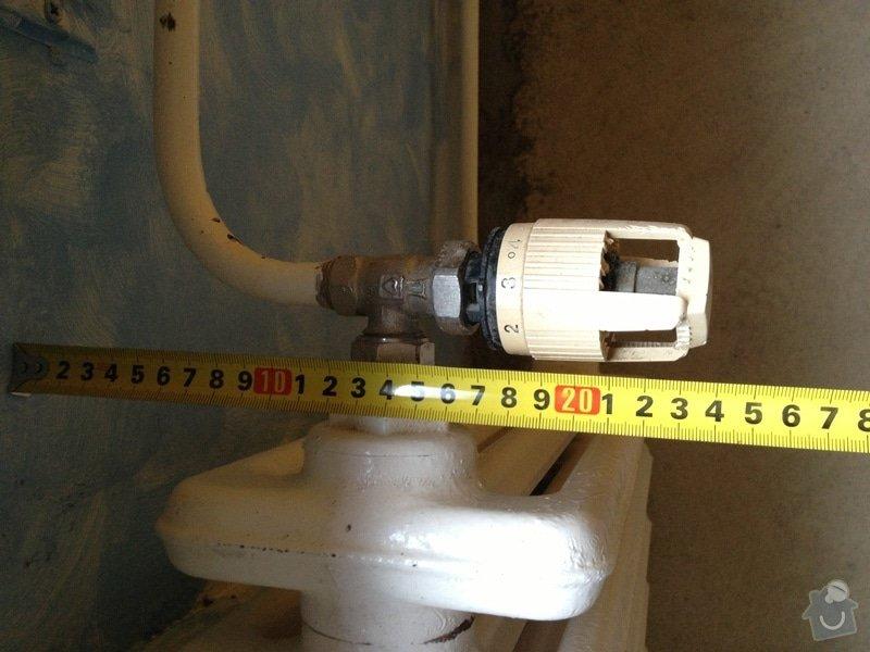 Výměna litinových radiátorů za deskové: IMG_3201