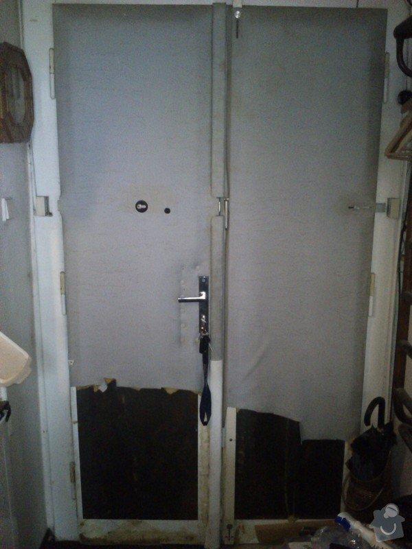 Čalounění dveří 120cm x 220cm: DSC_0174