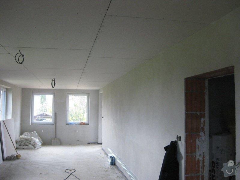 Sadrokartonový podhled(strop): IMG_2854