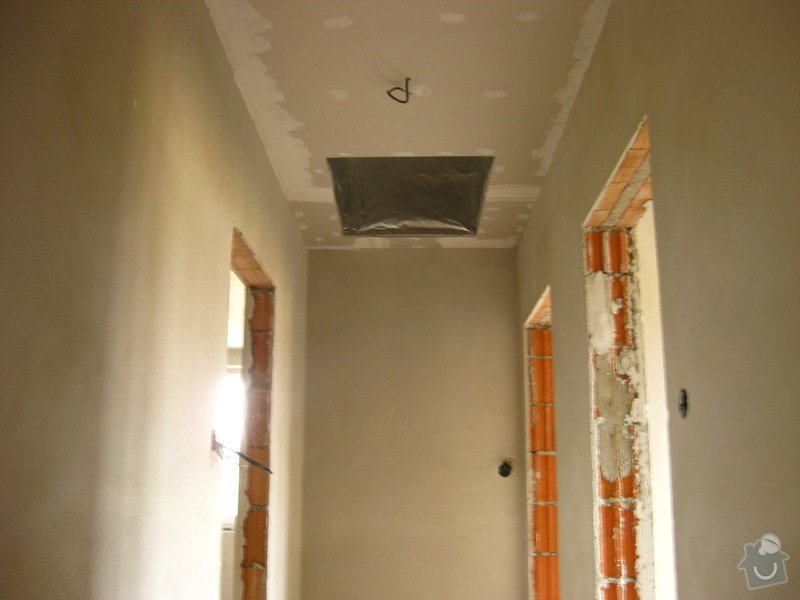 Sadrokartonový podhled(strop): IMG_2872