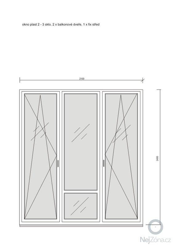 Poptávám dodavatele oken, plastová, eurookna: okno_01