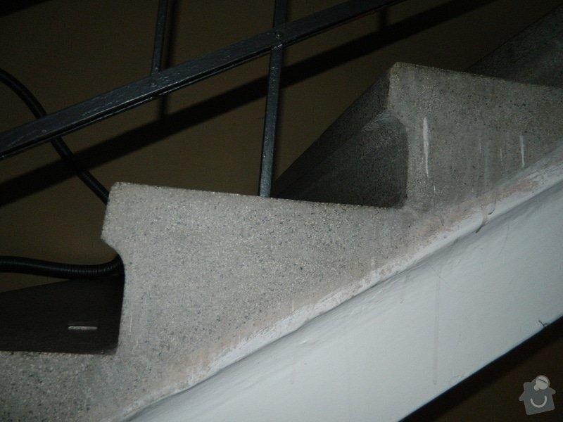 Rekonstrukce schodiště v rodinném domě: DSCN3967