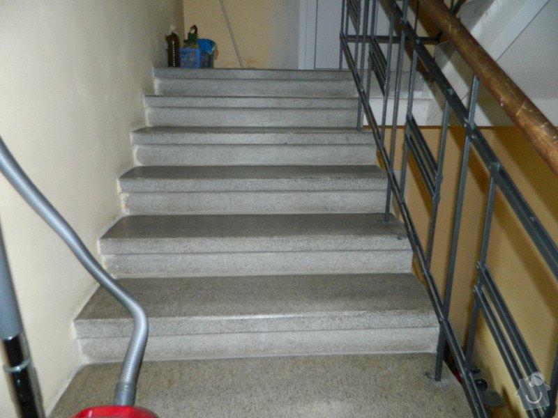 Rekonstrukce schodiště v rodinném domě: DSCN3968