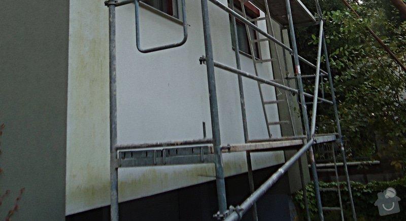 Obnova fasády - nátěr, oprava : 03