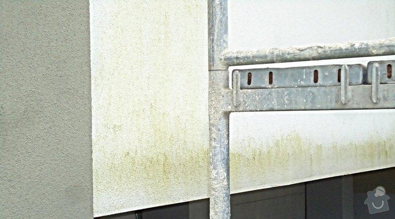 Obnova fasády - nátěr, oprava : 05