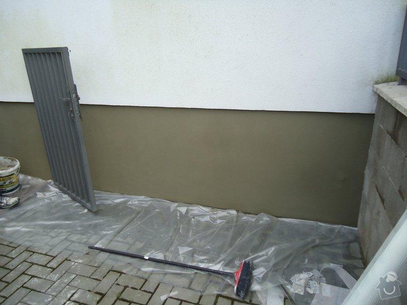 Obnova fasády - nátěr, oprava : 08