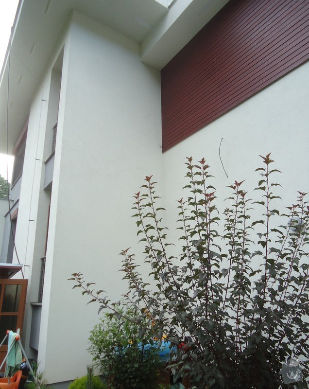 Obnova fasády - nátěr, oprava : 11