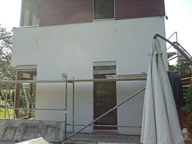 Obnova fasády - nátěr, oprava : 12