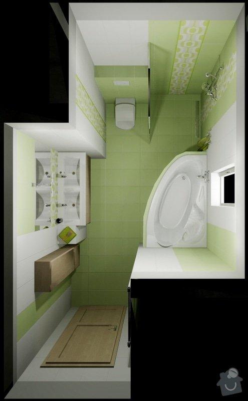 Obklady a dlažba v koupelně a WC: navrh_koupelna_ver2_1