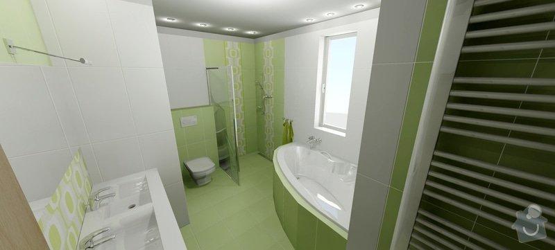 Obklady a dlažba v koupelně a WC: navrh_koupelna_ver2_2