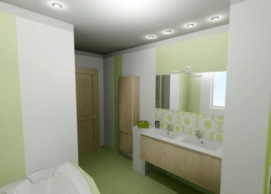 Obklady a dlažba v koupelně a WC