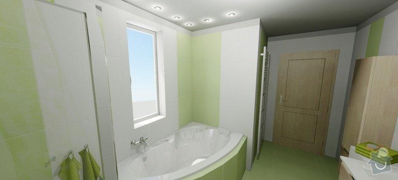 Obklady a dlažba v koupelně a WC: navrh_koupelna_ver2_5