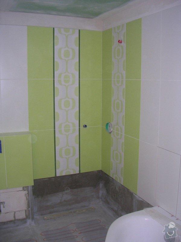 Obklady a dlažba v koupelně a WC: real2