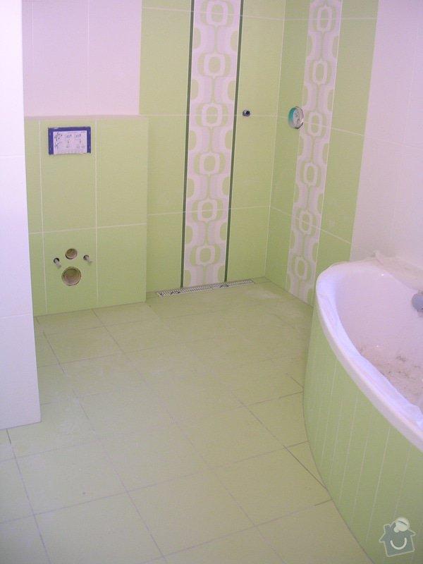 Obklady a dlažba v koupelně a WC: real4