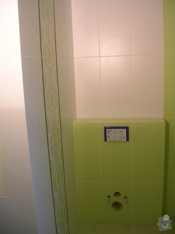 Obklady a dlažba v koupelně a WC: real7