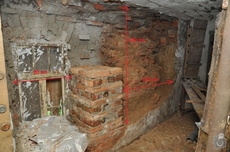 Stavební práce oprava zdi: DSC_1260