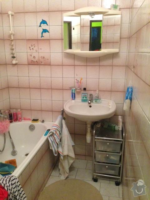 Přesunutí umyvadla v koupelně: posunuti_umyvadla_k_vane