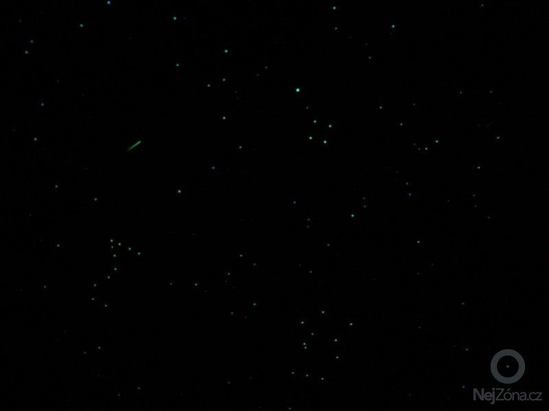 Malování dětského pokoje noční oblohou: P1220817