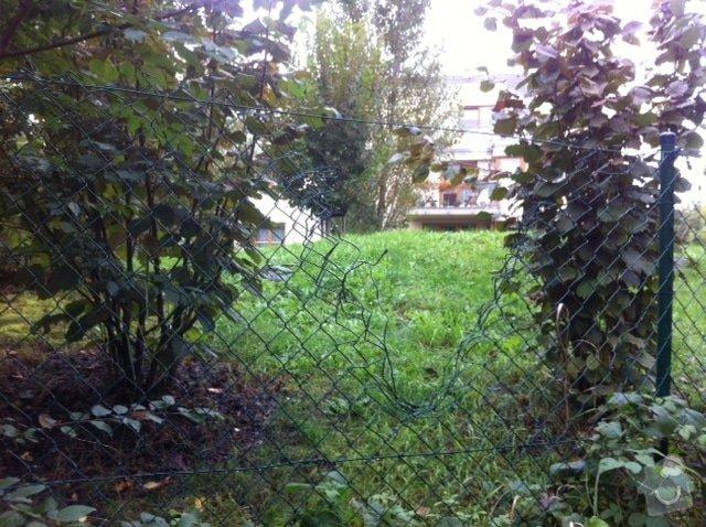 Oprava plotu: obrazek