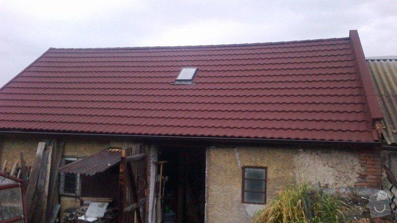Zhotovení střechy: 2013-09-20-368