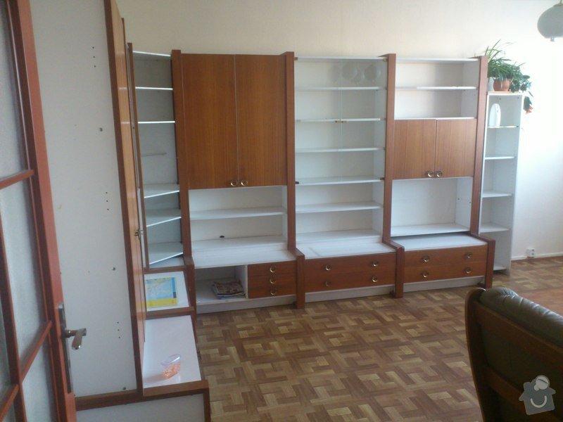 Odstranění starého lina v bytě: DSC_0365