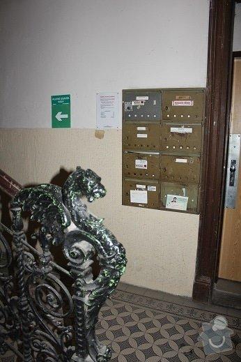 Výměna poštovních schránek, Praha 1: IMG_9303