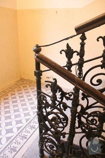 Repase stupnic schodiště a dlažby v činžovním domě: IMG_9318