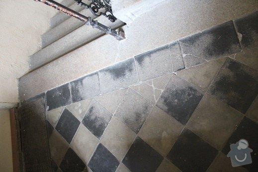 Repase stupnic schodiště a dlažby v činžovním domě: IMG_9275