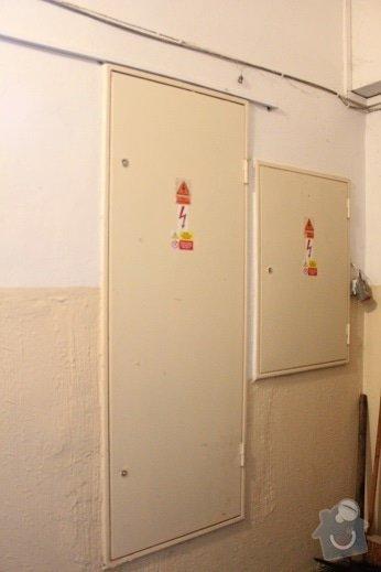 Rekonstrukce elektroinstalace v činžovním domě: IMG_9291