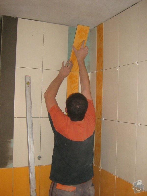 Rekonstrukce koupelny: prace_3