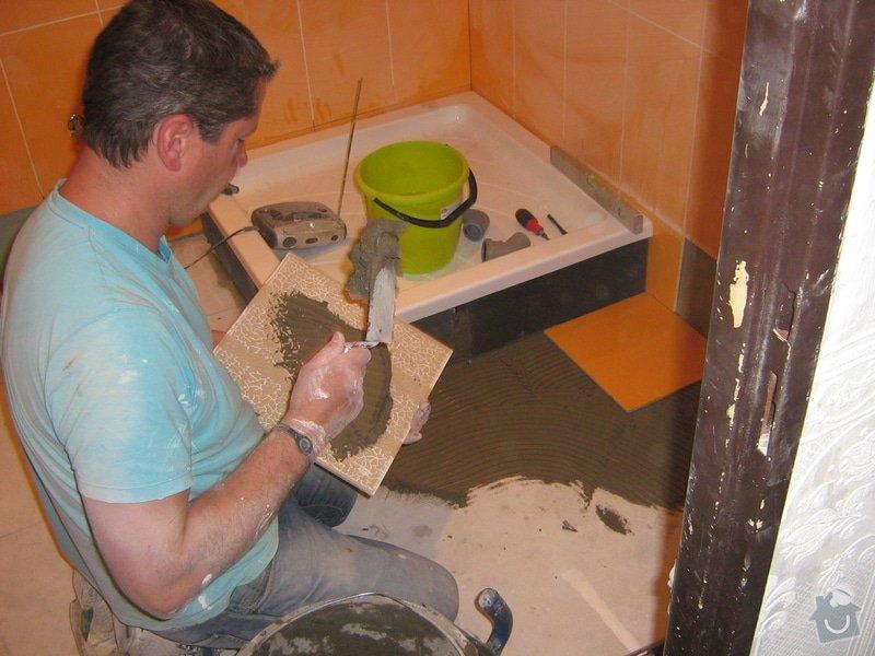 Rekonstrukce koupelny: prace_5