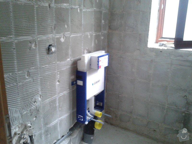 Rekonstrukce koupelny: 20130502_085749