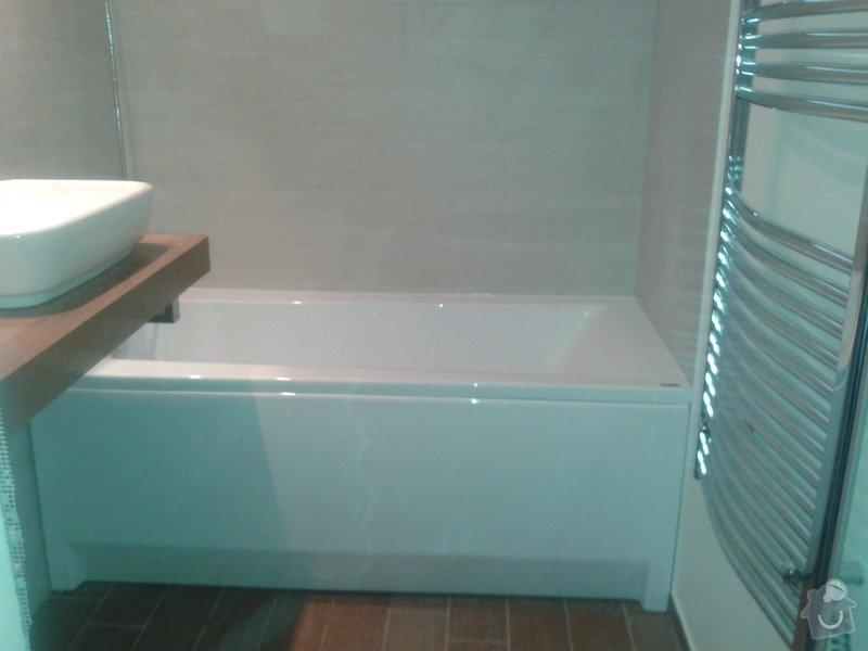 Rekonstrukce koupelny: 20121127_140644