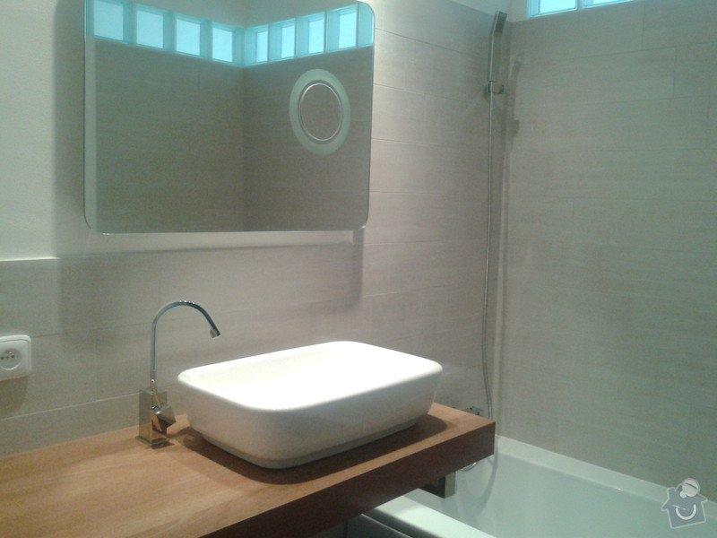 Rekonstrukce koupelny: 20121127_140721