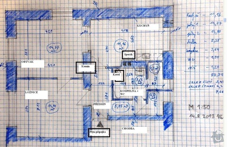Elektro-rozvody - rekonstrukce byt 2+1: BYT_PLANEK