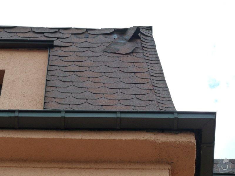Oprava střechy: 006