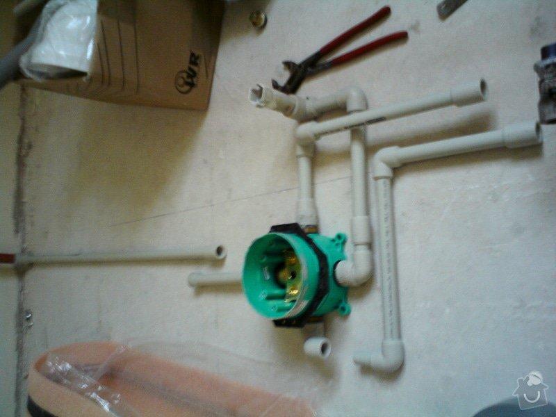 Instalaterske a topenarske prace: DSC00056