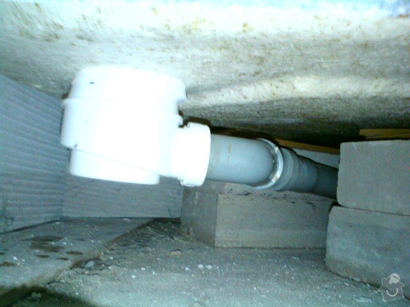 Oprava sprchového koutu: DSC00124